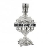 Silver Wine Fountain