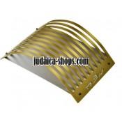 Gold Matzah Plate