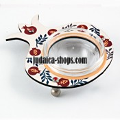 Pomegranate Honey Dish