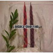 Long Braided Havdalah Candle