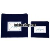 Tallit Bag & Tefillin Bag - Blue