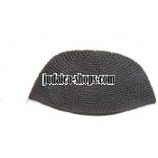 Frik Kippah Plain Black