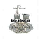Nickel Havdalah Set