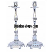 Smooth Decorated Candlestick
