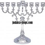 Nickel Menorah (Hanukiah)-Jerusalem
