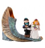Bride and Groom Shofar