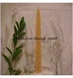 Long Woven Havdalah Candle