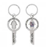 Key Chain  - Hamsa - Hoshen