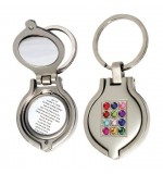 Key Chain  with Mirror - Hoshen