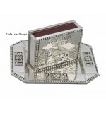 "Jerusalem"" Match-Box Holder & Tray"
